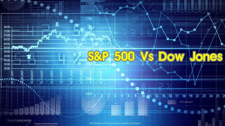 Conoce las diferencias entre S&P 500 y Dow Jones