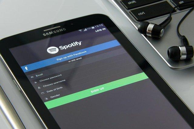 Conoce a los principales accionistas de Spotify